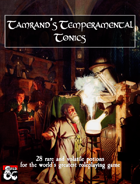 Tamrand's Temperamental Tonics - The Arcane Repository Vol.1