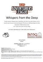 CCC-BMG-40 HULB 4-1 Whispers from the Deep