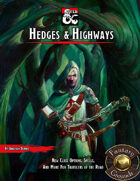 Hedges & Highways (Fantasy Grounds)