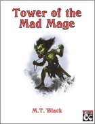 Tower of the Mad Mage - Fantasy Grounds Module