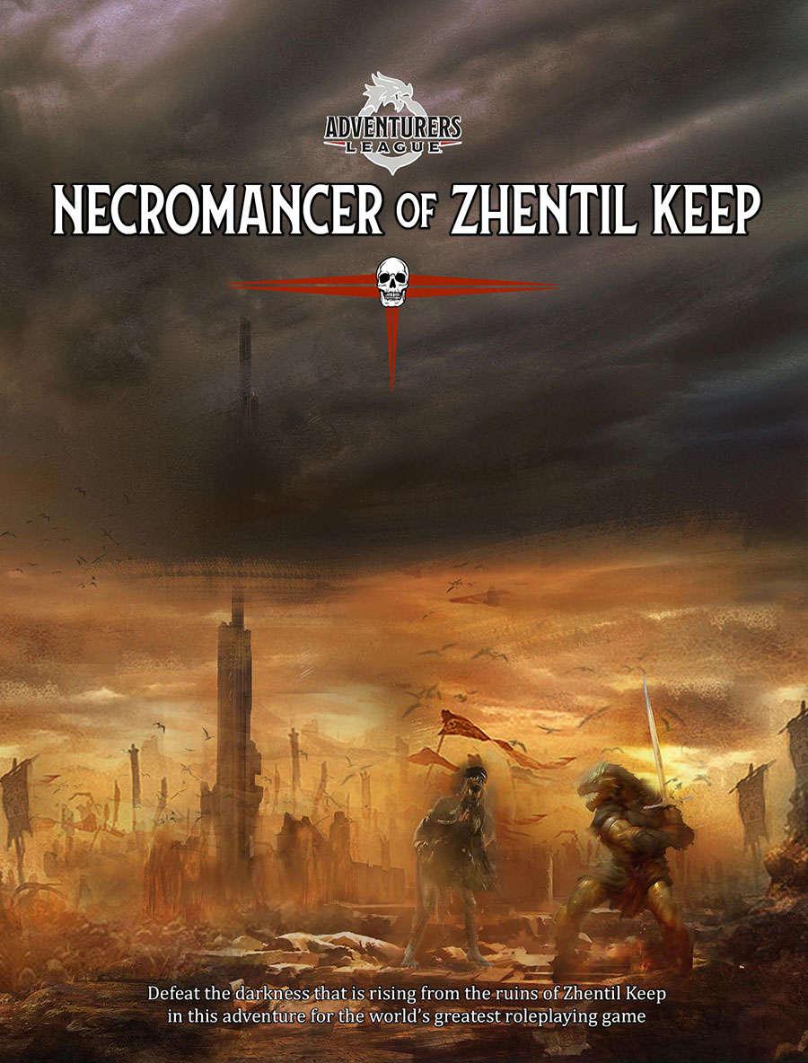 Necromancer of Zhentil Keep