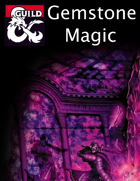 Gemstone Magic (5e)