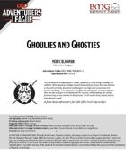 CCC-BMG-43 PHLAN 4-1 Ghoulies and Ghosties