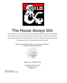 HH-DJS01-02 The House Always Wins