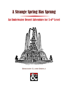 A Strange Spring Has Sprung
