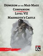 DotMM Companion 7: Maddgoth's Castle