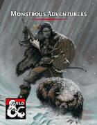 Monstrous Adventurers: Kobolds, Goblins & Orcs