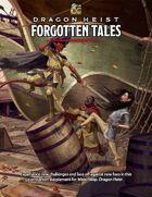 Dragon Heist: Forgotten Tales