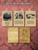 Gothic Trinket Documents: Ephemera for Curse of Strahd