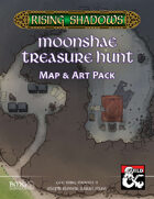 CCC-BMG MOON 1-1 Map & Art Pack