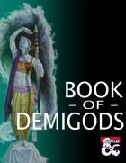 Book of Demigods (5e NPCs)