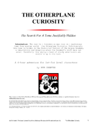 The Otherplane Curiosity