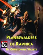 Planeswalkers of Ravnica