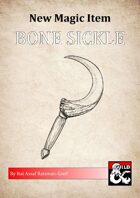 Bone Sickle