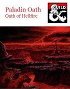 Paladin - Oath of Hellfire