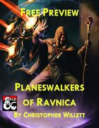 Free Preview: Planeswalkers of Ravnica