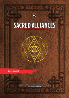 Sacred Alliances