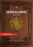 Sacred Alliances — Español