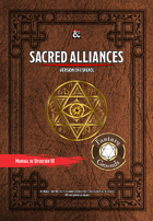 Sacred Alliances for Fantasy Grounds — Español