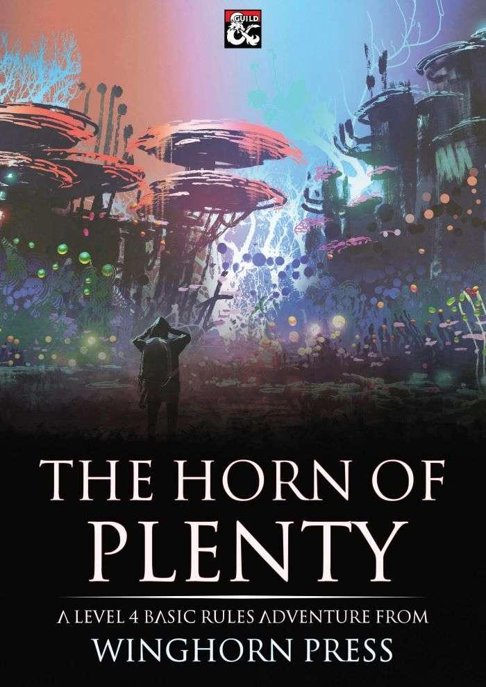 Cover of The Horn of Plenty