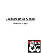 Deconstructing Classes