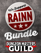 RAINN: Benevolent DM Kit [BUNDLE]