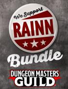 RAINN: Starter Kit [BUNDLE]