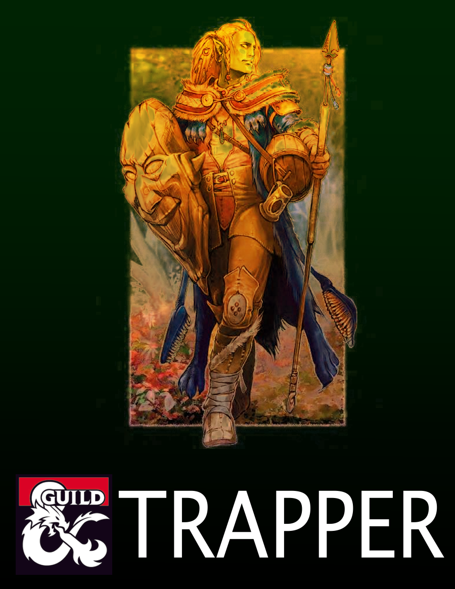 Trapper (5e Class) - Dungeon Masters Guild | Dungeon Masters