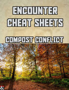 Compost Conflict: An Encounter Cheat Sheet