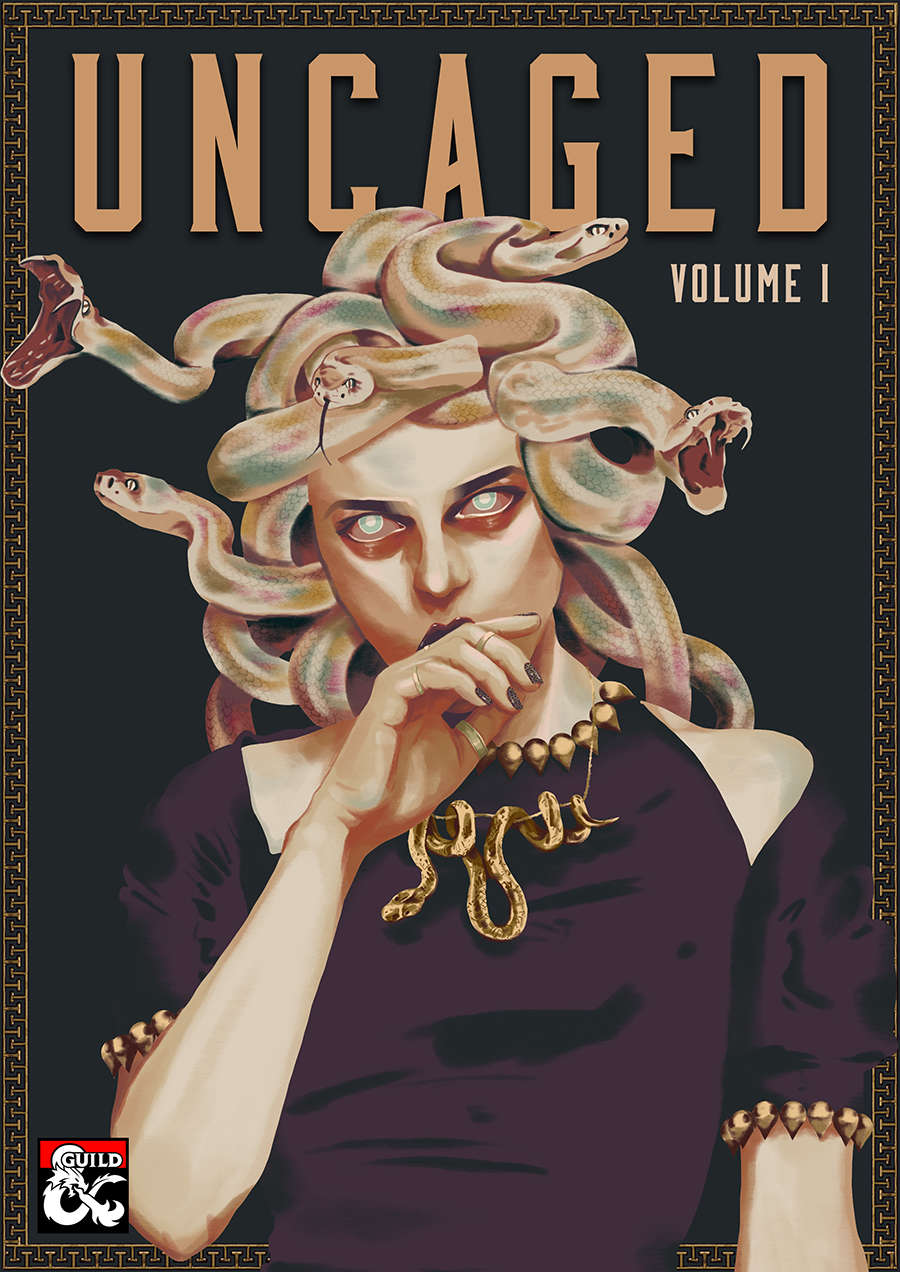 Uncaged Volume 1