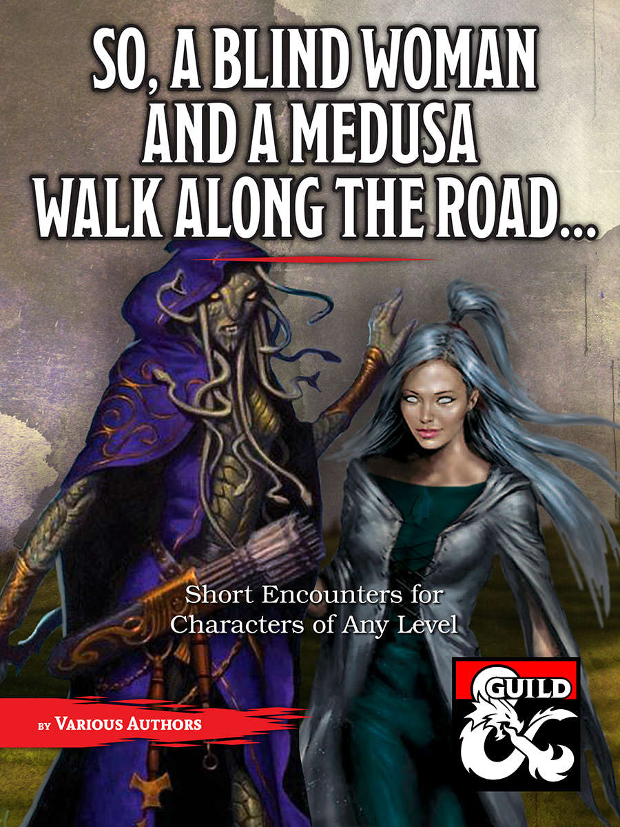 FREE: Roadside Encounters for all levels of play