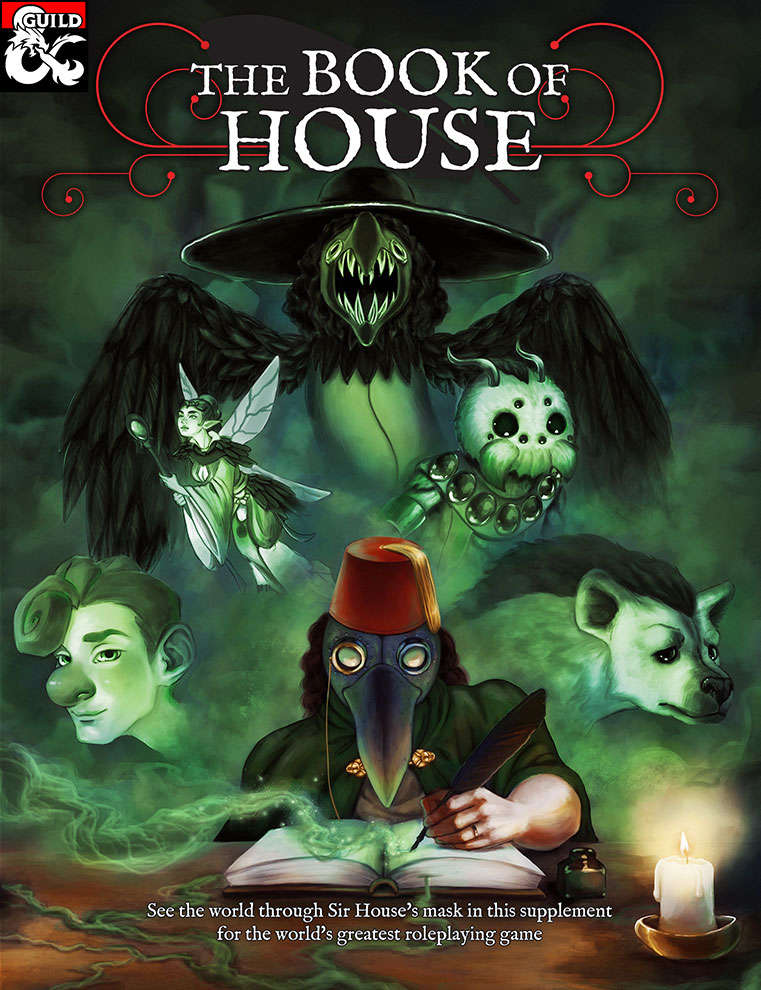Book of House cover
