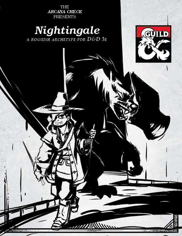 Nightingale: A Rogue Subclass for D&D 5e - Dungeon Masters