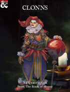 Clonns (Playable Clown Race)