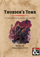 Thurdek's Tomb (5e)