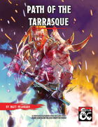 Path of the Tarrasque