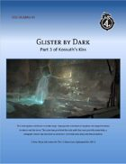 CCC-SCAR02-01 Glister By Dark