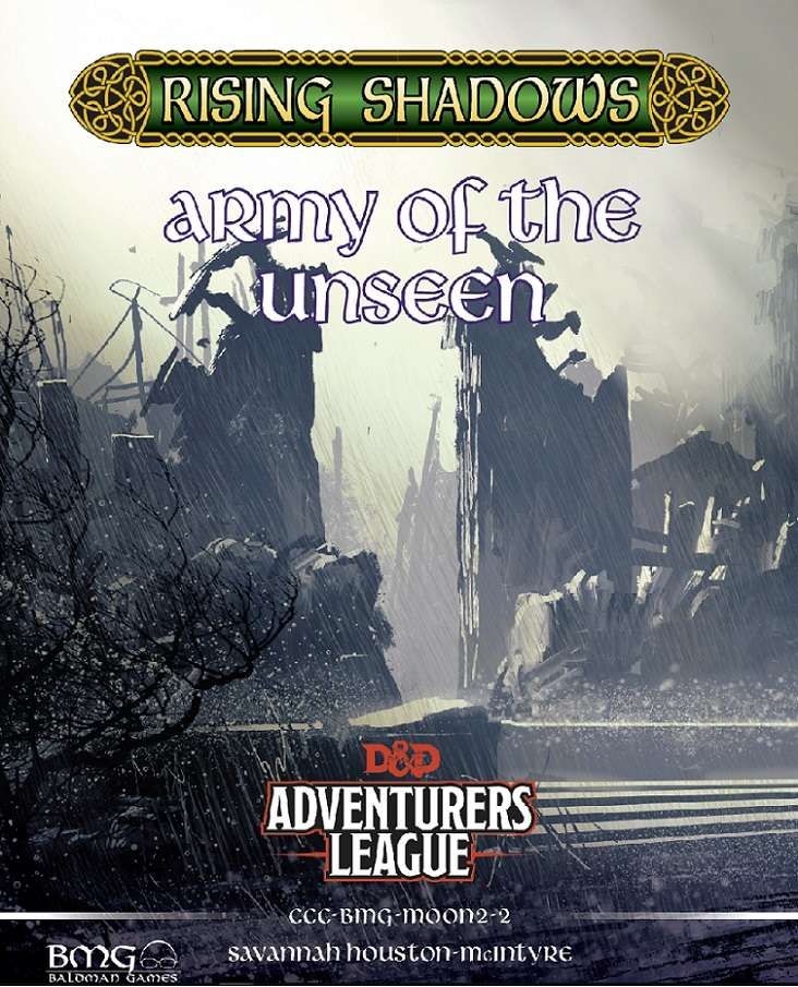 Cover of Army of the Unseen