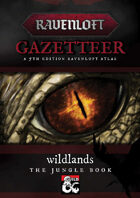 Ravenloft Gazetteer: Wildlands