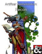 Artificer Archetype: Recon
