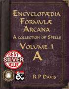 Encyclopaedia Formulae Arcana - A (Fantasy Grounds)