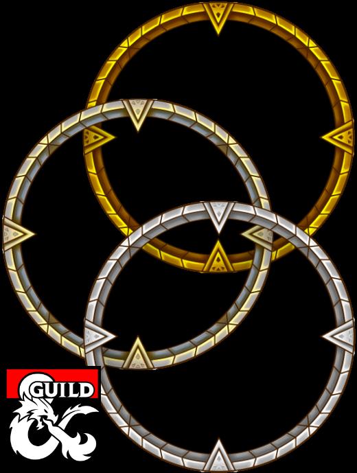 AD's Starter Token Frame Set - Dungeon Masters Guild