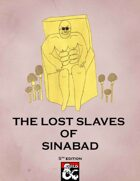 The Lost Slaves of Sinabad