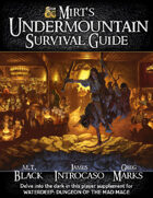Mirt's Undermountain Survival Guide