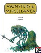 Monsters & Miscellanea 1-02