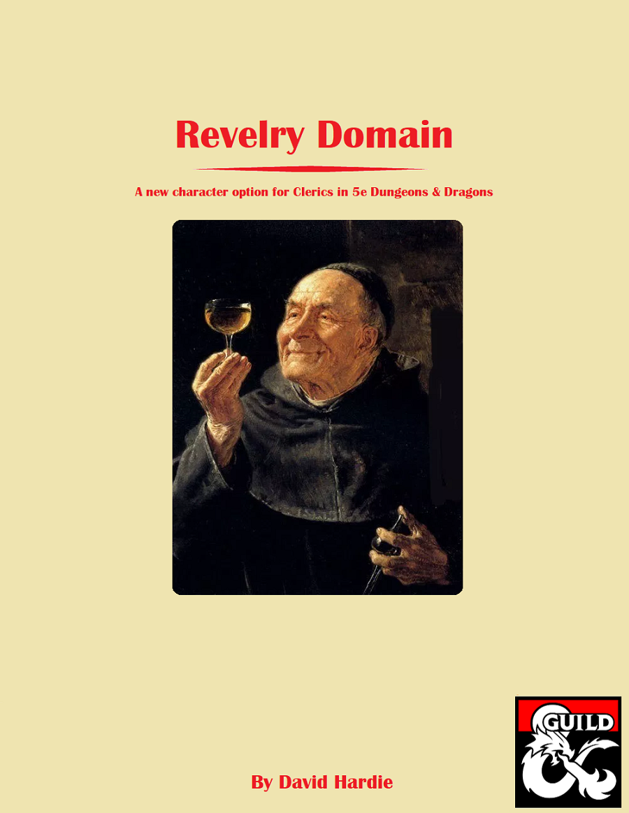 Revelry Domain (5e) - Dungeon Masters Guild | Dungeon Masters Guild