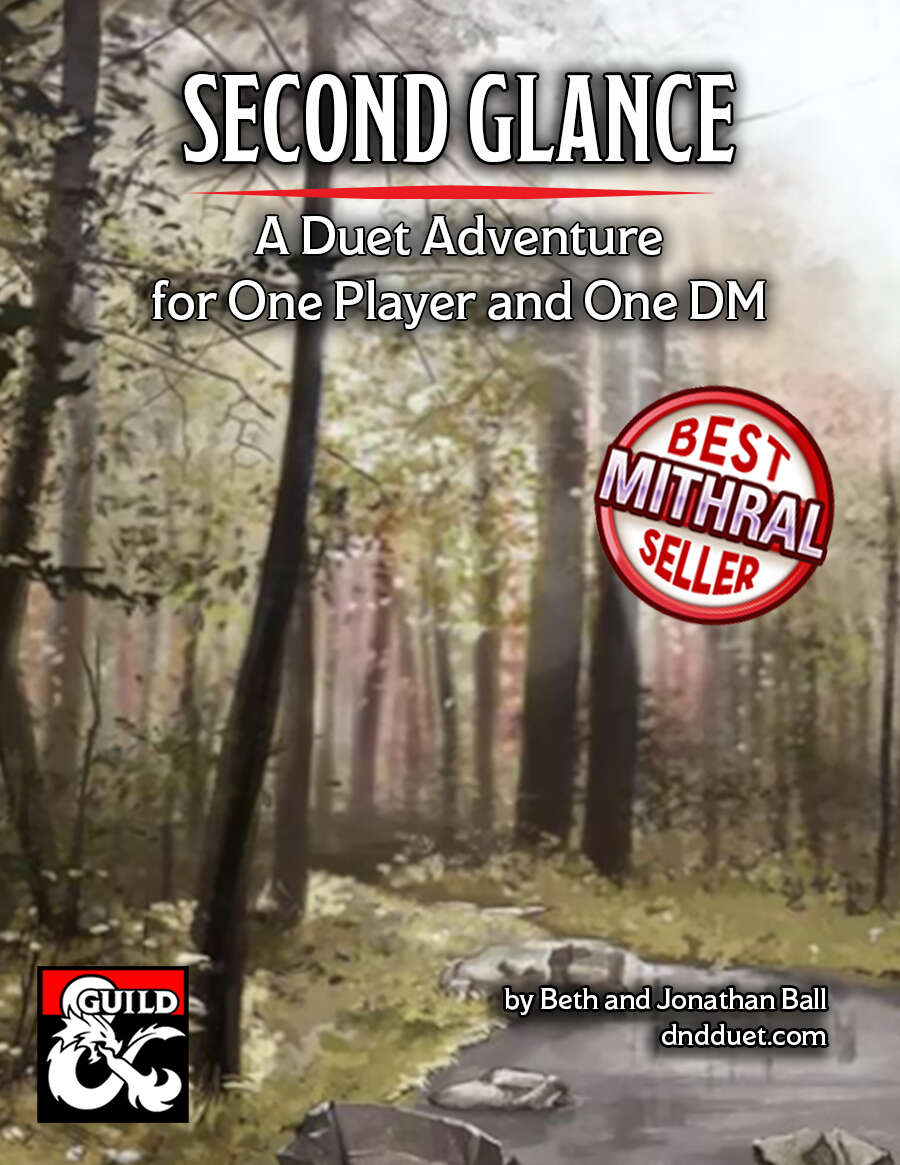 Cover of Second Glance