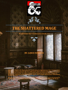 The Shattered Mage