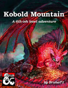 Kobold Mountain