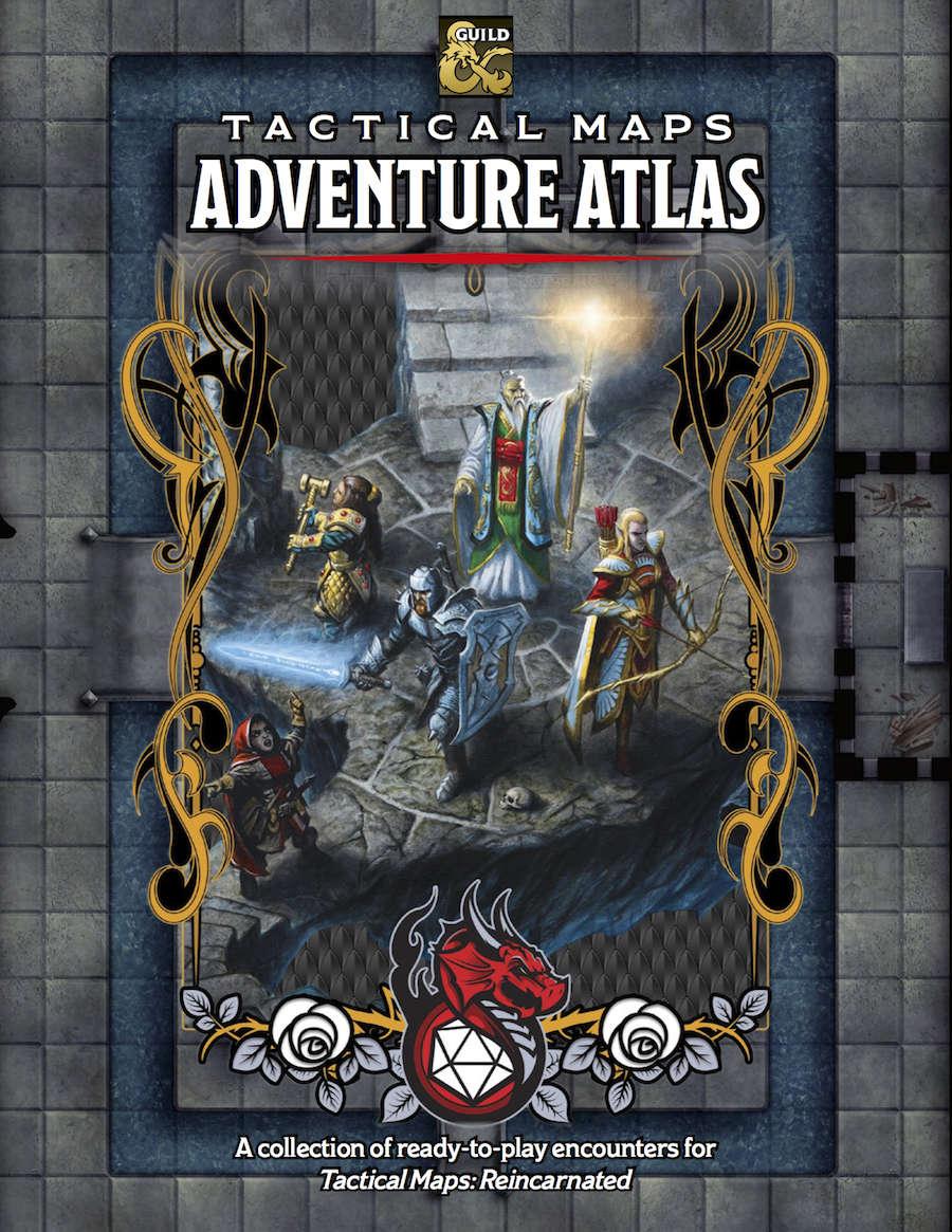 Adventure Atlas Cover